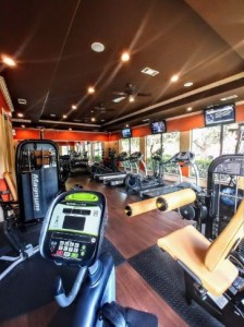 2 Bedroom Apartments in San Antonio, TX - Fitness Center