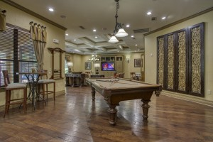 One Bedroom Apartments in San Antonio, TX - Pool Table (4)