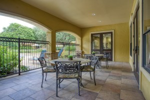 Three Bedroom Apartments in San Antonio, TX - Covered Outdoor Patio (2)