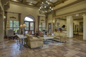 Two Bedroom Apartments in San Antonio, TX - Clubhouse (6)