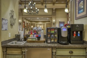 Two Bedroom Apartments in San Antonio, TX - Clubhouse Coffe Bar