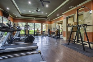Two Bedroom Apartments in San Antonio, TX - Fitness Center (2)