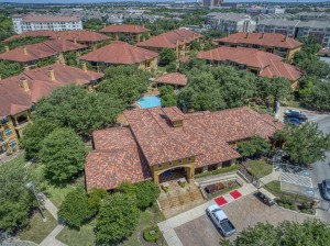 2 Bedroom Apartments in San Antonio, TX - Community Aerial View