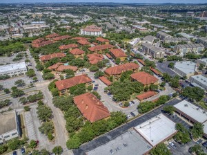 2 Bedroom Apartments in San Antonio, TX - Community Aerial View (3)