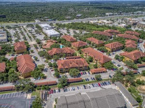 2 Bedroom Apartments in San Antonio, TX - Community Aerial View (4)