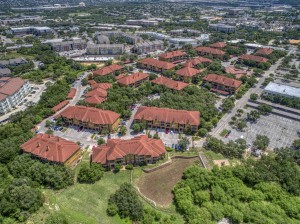 2 Bedroom Apartments in San Antonio, TX - Community Aerial View (5)